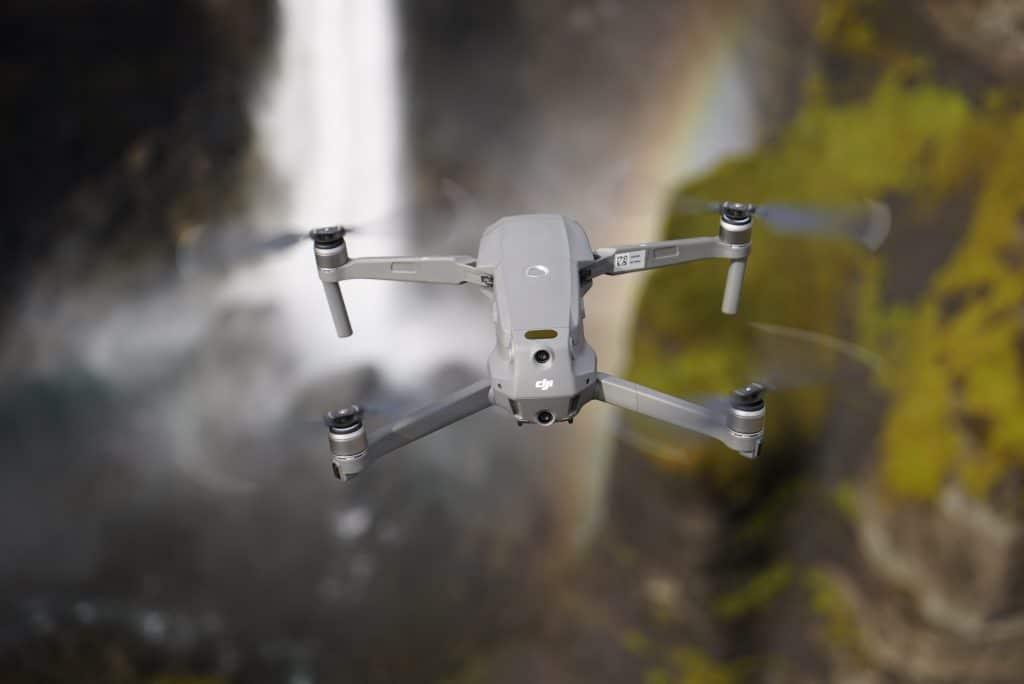 Pourquoi utiliser un drone pour tourner une publicité ?