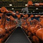 Entreprise: le plan de relance subventionne la robotisation industrielle