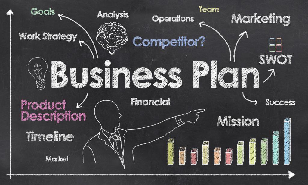 Avoir un business plan solide